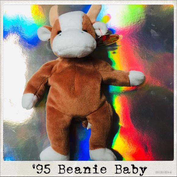 Other Vintage 95 Bessie Ty Beanie Baby Poshmark